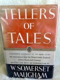 image of Tellers of Tales: A definitive Anthology of the Short Story