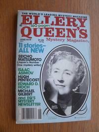 Ellery Queen's Mystery Magazine June 1979