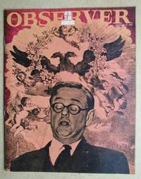 The Observer Magazine. December 27, 1964.