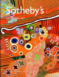 Sotheby's Aboriginal Art 28-29 July 2003