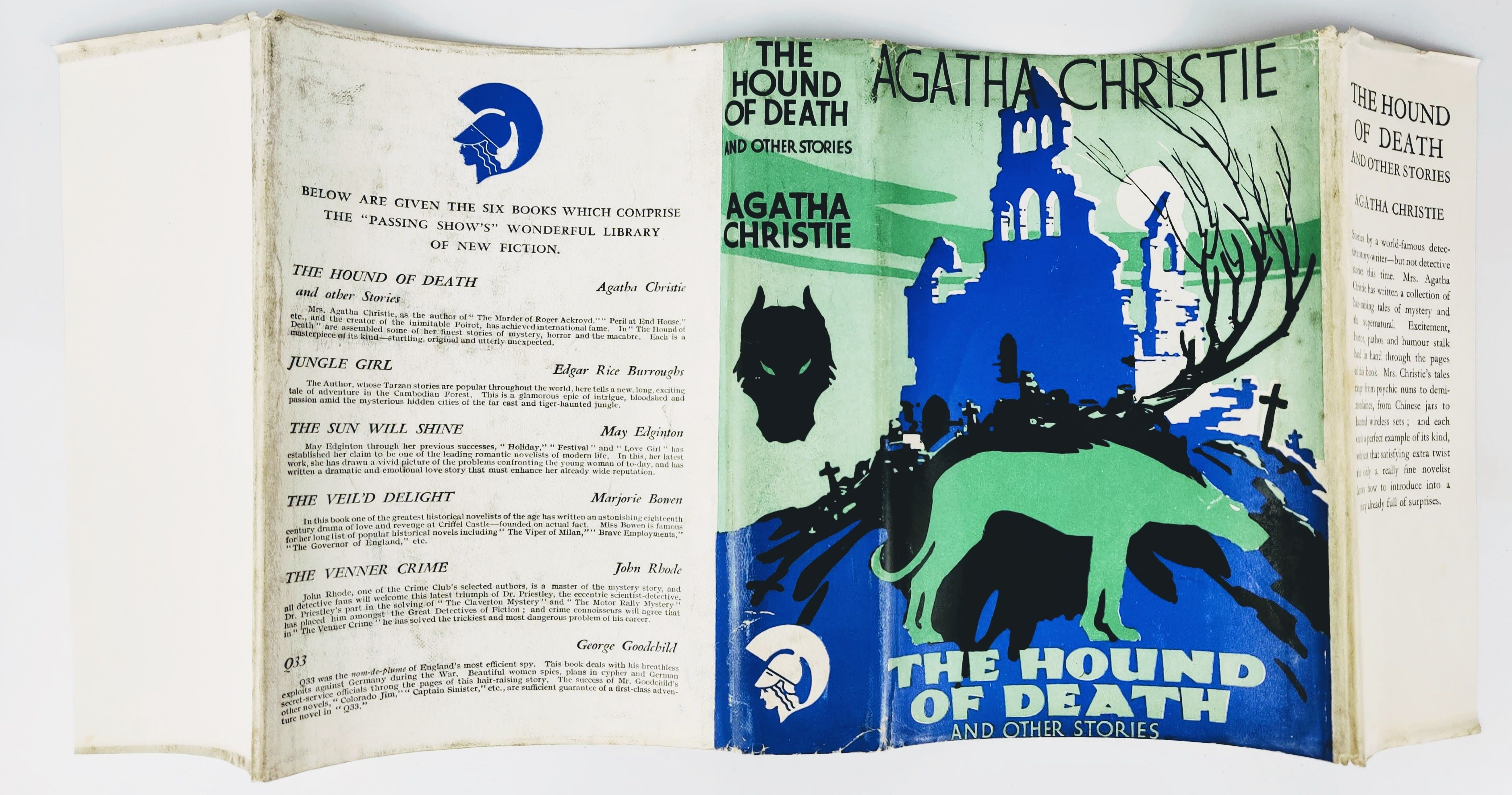 The Hound of Death and Other Stories (photo 4)