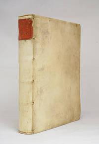 Flora, seu De Florum Cultura Lib. IV. Editio Nova. Accurante Bernh: Rottendorffio, Sereniß. Electoris Colon: Medico Cubiculario, &c.