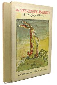 VELVETEEN RABBIT by Margery Williams - First Edition; Seventeenth Printing - from Rare Book Cellar (SKU: 135684)