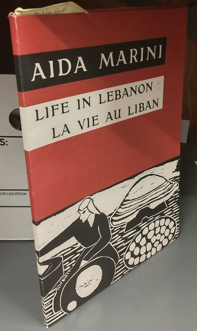 Beirut: Librarie Orientale, 1959. Hardcover. Text in English, French and Arabic; Quarto; G+ Loose Fo...