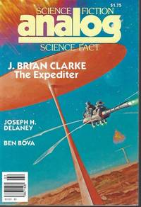 """image of ANALOG Science Fiction/ Science Fact: February, Feb. 1984 (""""The Expediter"""")"""