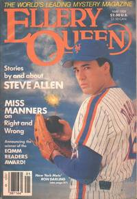 Ellery Queen Mystery Magazine - 1988, May