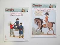 image of Cavalry of the Napoleonic Wars no. 1 Wellington: the Iron Duke Wellington  at Salamanca, 1812, with, no. 2 Wellington's cavalry in the Peninsula,  1812 Officer, 5th Dragoon Guards