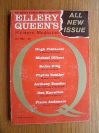 Ellery Queen's Mystery Magazine May 1962 by  Alfred Martinez  Pierre Audemars - Paperback - First Appearance - 1962 - from Scene of the Crime Books, IOBA (SKU: 17719)
