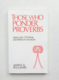 image of Those Who Ponder Proverbs