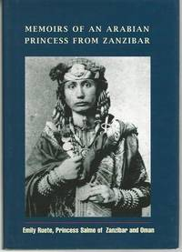 MEMOIRS OF AN ARABIAN PRINCESS FROM ZANZIBAR by  Emily Ruete - Hardcover - from Mark Lavendier, Bookseller (SKU: SKU1017062)