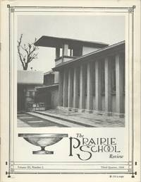The Prairie School Review (Volume III, Number 3--Third Quarter, 1966)