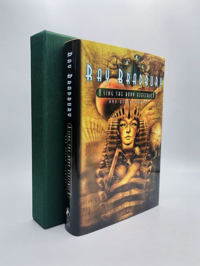 Burton, Michigan: Subterranean Press, 2007. Hardcover. Fine/Fine. Limited edition, #246 of 500 copie...