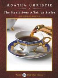 image of The Mysterious Affair at Styles (Hercule Poirot Mysteries (Audio))