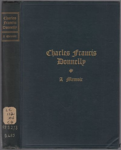 New York: James T. White & Co, 1909. Hardcover. Very Good. First edition. Octavo. Blue cloth gilt. E...