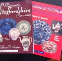 Historical Staffordshire: American Patriots & Views   (two volumes) by Snyder, Jeffrey B - 1995