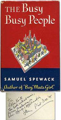 Boston: Houghton Mifflin Company, 1948. Hardcover. Fine/Very Good. First edition. Fine in a bright, ...