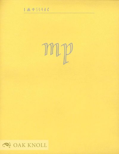 San Francisco, CA: Meadow Press, 1990. text loosely laid in portfolio. Meadow Press. 4to. text loose...