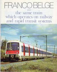 The MI 79 Interconnection Stock: The Same Train Which Operates on Railway and Rapid Transit Systems