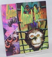 Animal Rights Comics: The Silver Spring Monkeys part one and two [two issues]