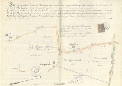 Espropriazione di terreni nel comune di piumazzo for Piani di idee per la costruzione di ponti