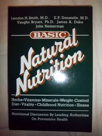 Basic Natural Nutrition