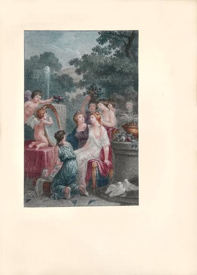 Les Amours de Psyché et de Cupidon....