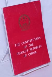 image of The constitution of the People's Republic of China