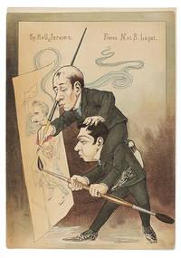 Russki Balet v Karikatura