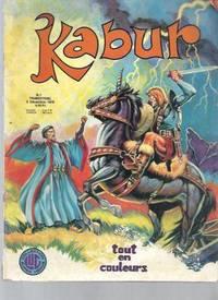 Kabur -N°1 (décembre 75): La saga de Kabur, La conquête de l'espace, Le...