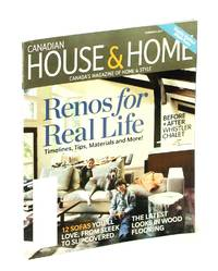 image of Canadian House & Home - Canada's Magazine of Home & Style, February [Feb.] 2011: Renos For Real Life