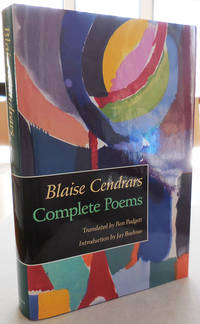Blaise Cendrars Complete Poems