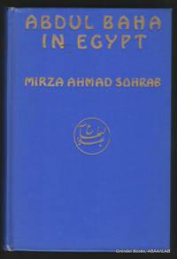 Abdul Baha in Egypt