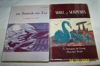 Two Volumes Set, The Search for Zei, Wall Of Serpents