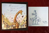 The Giraffe That Walked to Paris (SIGNED 1st Ed, with Sketch)
