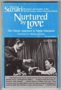 image of Nurtured by Love: The Classic Approach to Talent Education