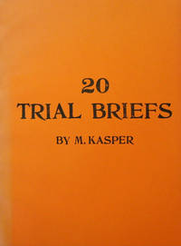 20 Trial Briefs