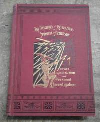 image of The Mysteries and Revelations of Spiritism and Mediumship : Viewed in the  Light of the Bible and Personal Investigation (1898)  Author is a Former  Watchtower Society Director