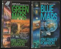 Green Mars with Blue Mars   2 books in the  Mars Trilogy