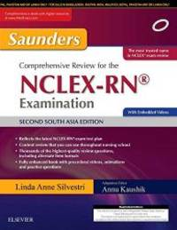 Saunders Comprehensive Review for the NCLEX-RN Examination, 2nd ed.