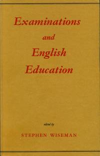 image of Examinations and English Education