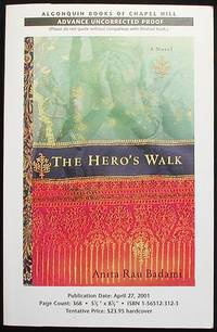 image of The Hero's Walk: A Novel [Advance Uncorrected Proof]