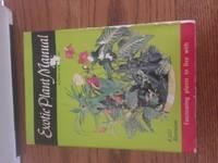 Exotic Plants Manual