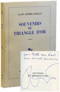 Souvenirs du Triangle d'Or (First Edition, inscribed to William Van Wert)