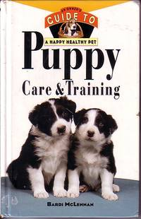image of Guide To Puppy Care And Training