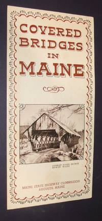 image of Covered Bridges in Maine Brochure