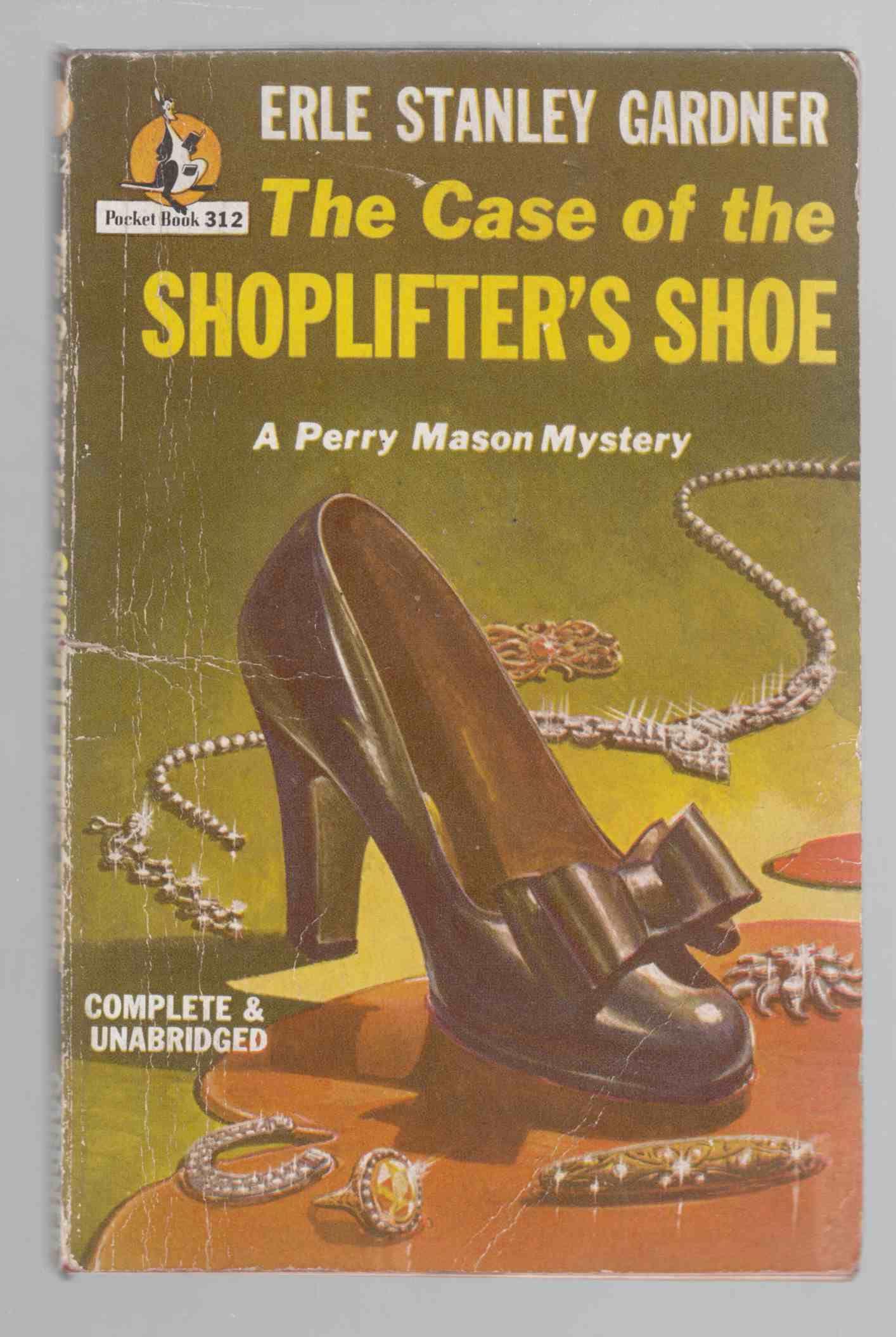 Shoplifter S Shoe
