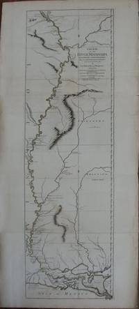 Course of the River Mississippi from the Balise to Fort Chatres taken on  an Expedition to the Illinois in the latter end of the year, 1765.