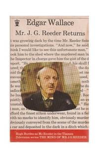 image of Mr. J.G.Reeder Returns