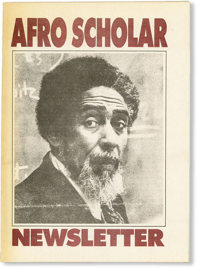 Boston: Department of African-American Studies, Northeastern University, 1992. First Edition. Paperb...