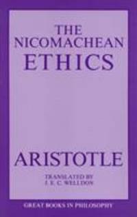 Nicomachean Ethics by Aristotle - 1987